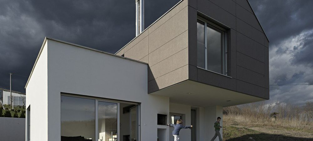 Redefining the Archetypal Idea of a Family House: GV-17 Project in Croatia