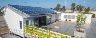 Team Israel's Net Zero Energy Building at Solar Decathlon China 2013 [Video]