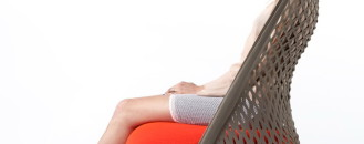 Surprising Hammock-Chair Fusion by Benjamin Hubert: Cradle