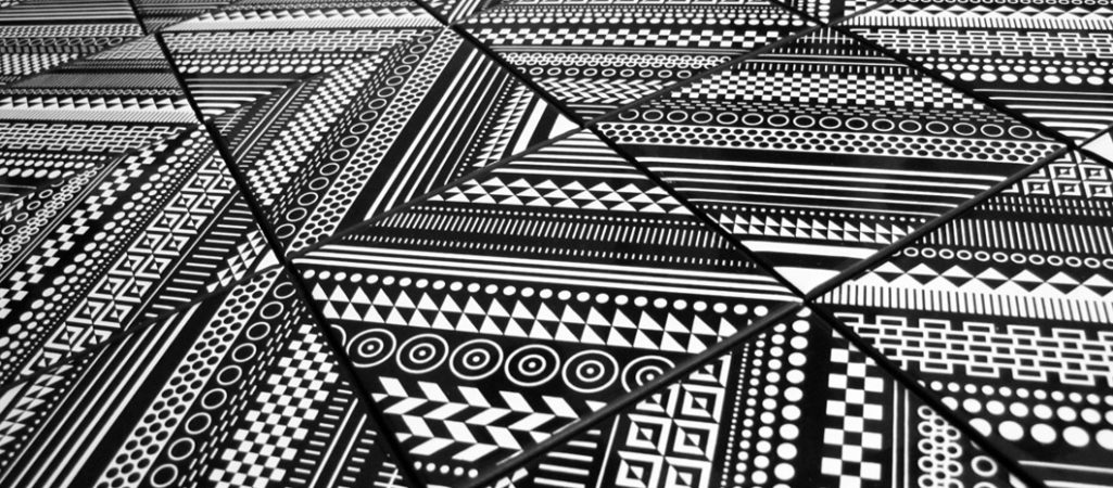 Surprising Geometric Patterns Displayed by Core Deco Tile Collection [Video]
