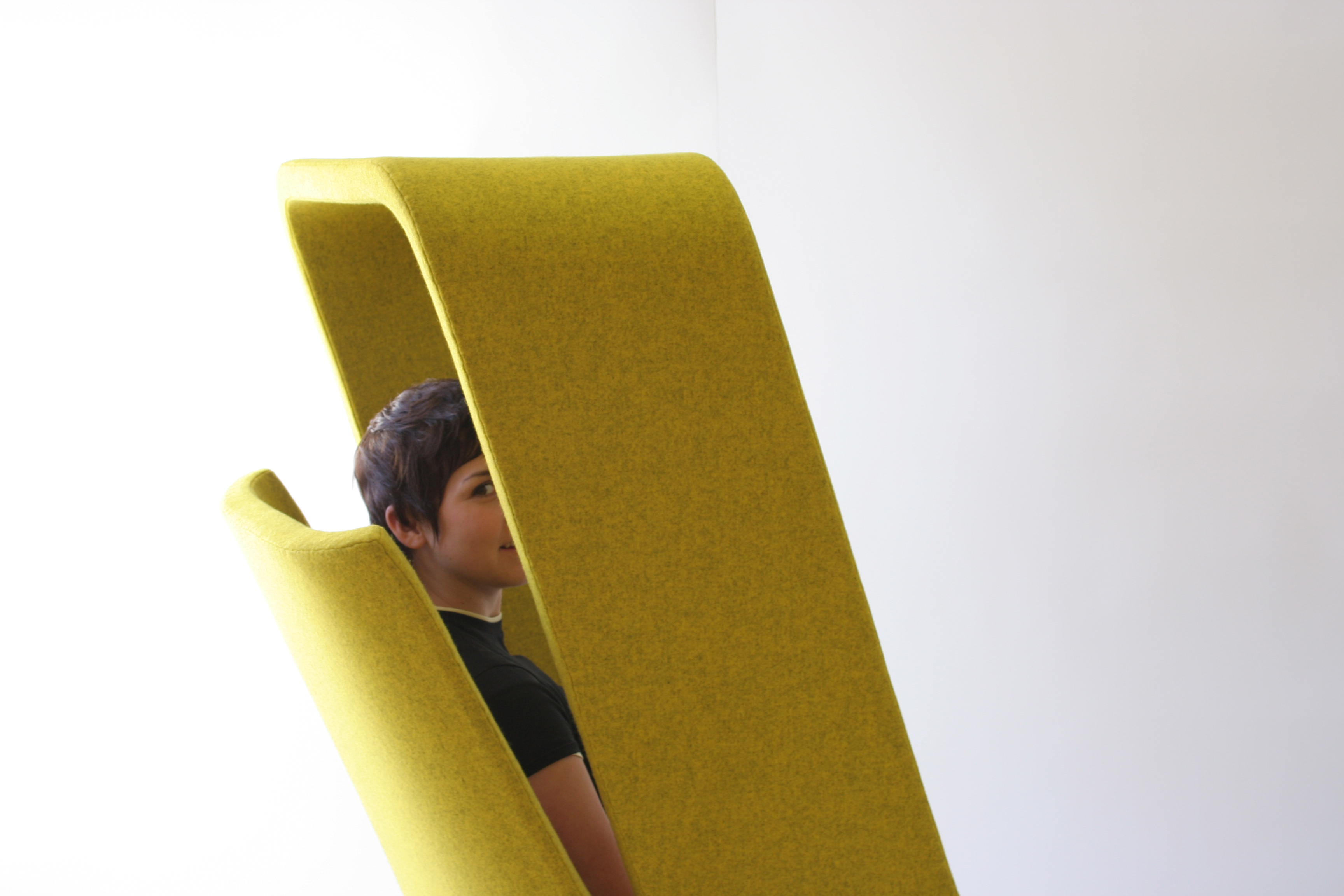 Enjoyable A Multisensory Experience The Windowseat Lounge By Mike Ibusinesslaw Wood Chair Design Ideas Ibusinesslaworg