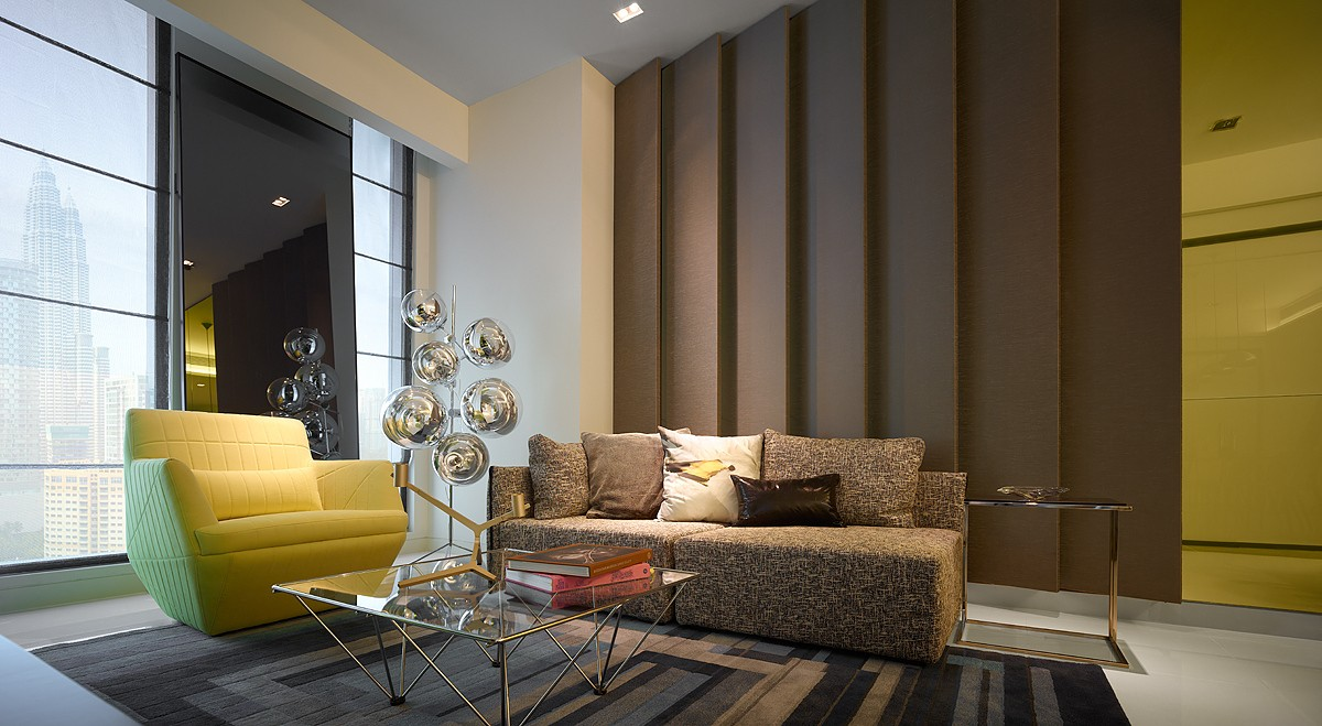 7c5df780fb Bespoke Design Concept Inspired by Catwalk Trends: The Residences Kuala  Lumpur