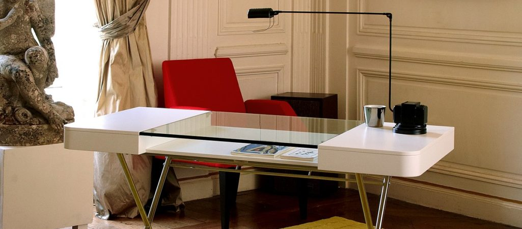 Focal Point For Contemporary Home Offices: Cosimo Desk
