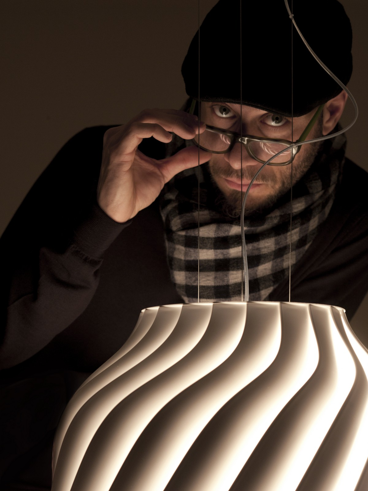 Sensual Ray Lighting Collection Inspired By Mediterranean Persian