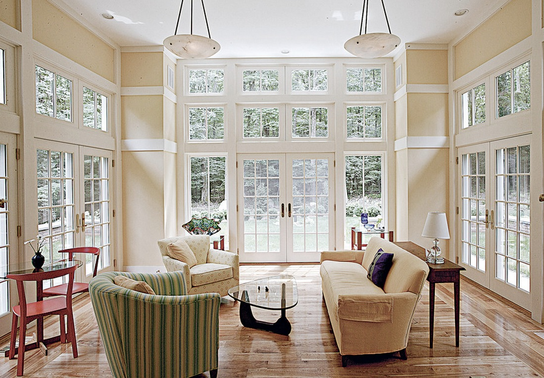 natural light window treatments