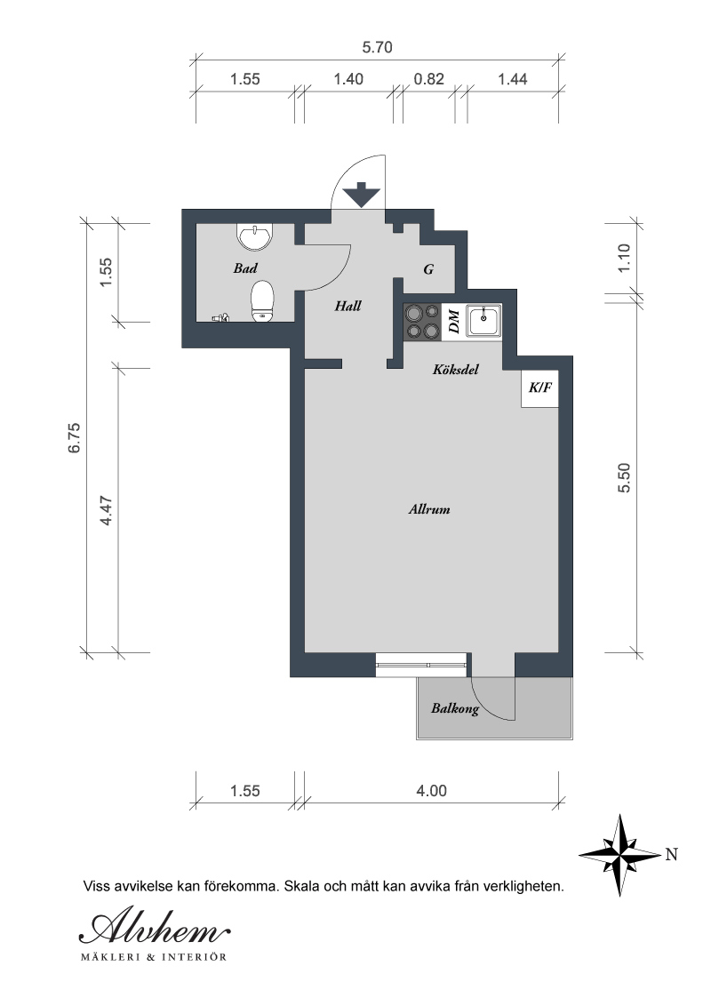 the plans small apartment