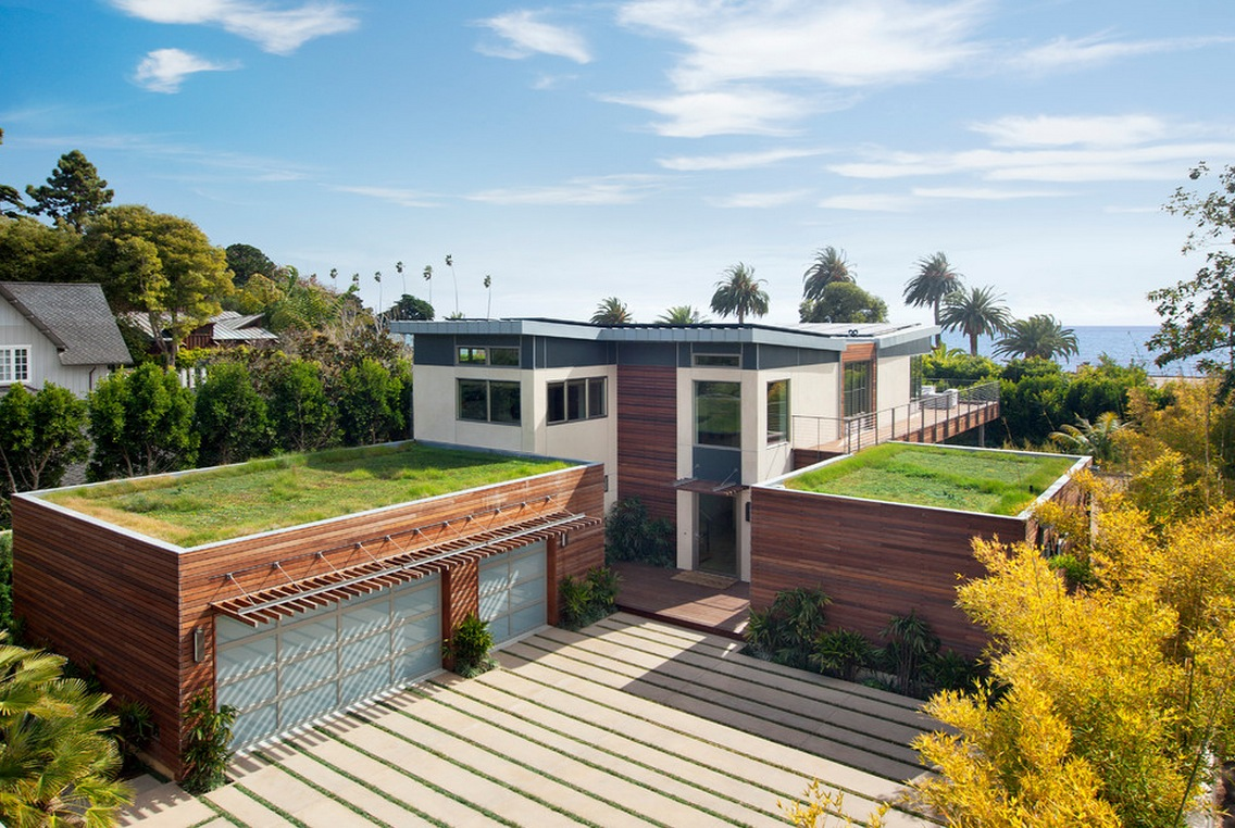 value outdoor home green roof