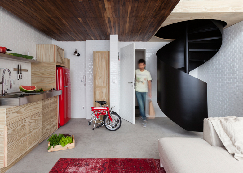 Collect This Idea Compact Apartment