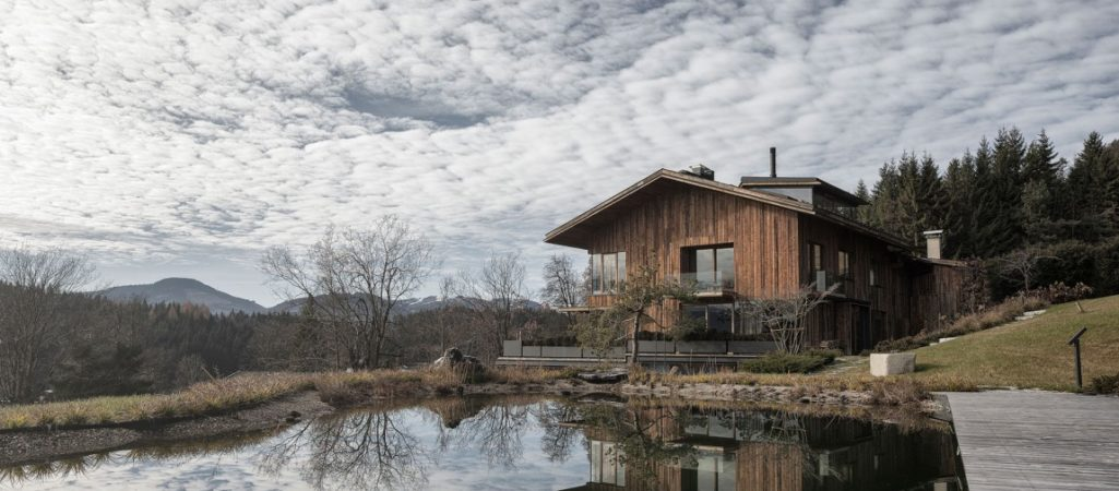 Haus Wiesenhof Characterized By Rustic Simplicity