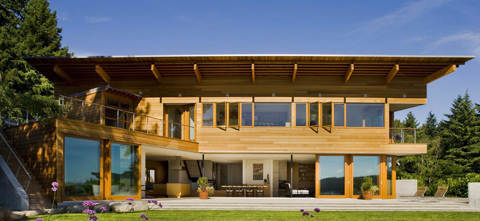 A Seamless Spatial Experience: The Cedar Park House in Seattle