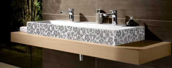 Sleek Bathroom Collection Focusing on the Essential: Memento By Villeroy & Boch