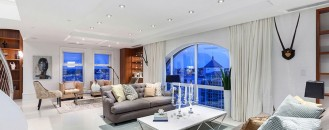 Vaulted Cathedral Ceilings and Stunning Views: Elysium Penthouse [Video]