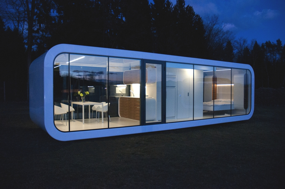 Tribute To Peaceful Living Elegant Coodo Modular Units