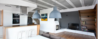 Discreet Charm and Clever Design Solutions: Beam&Block House