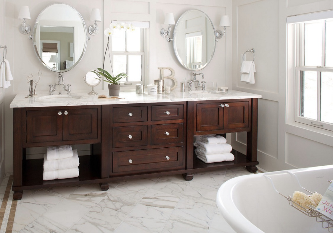 home remodeling bathroom ideas