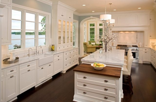 home remodeling kitchen view ideas