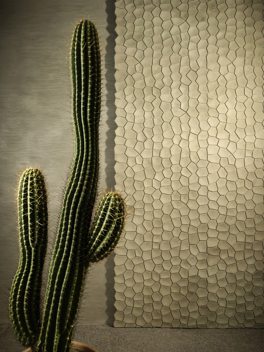 Stunning 3D Wall Surfaces Inspired by Contemporary Art Trends