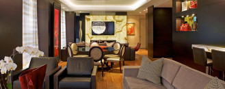 Irresistible Interior Decorated by Pepe Calderin Design Inspiring Comfort and Sophistication