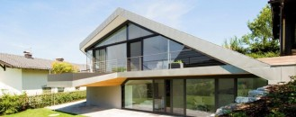 Of Shapes and Stories: House H by Smartvoll Architekten ZT KG in Salzburg