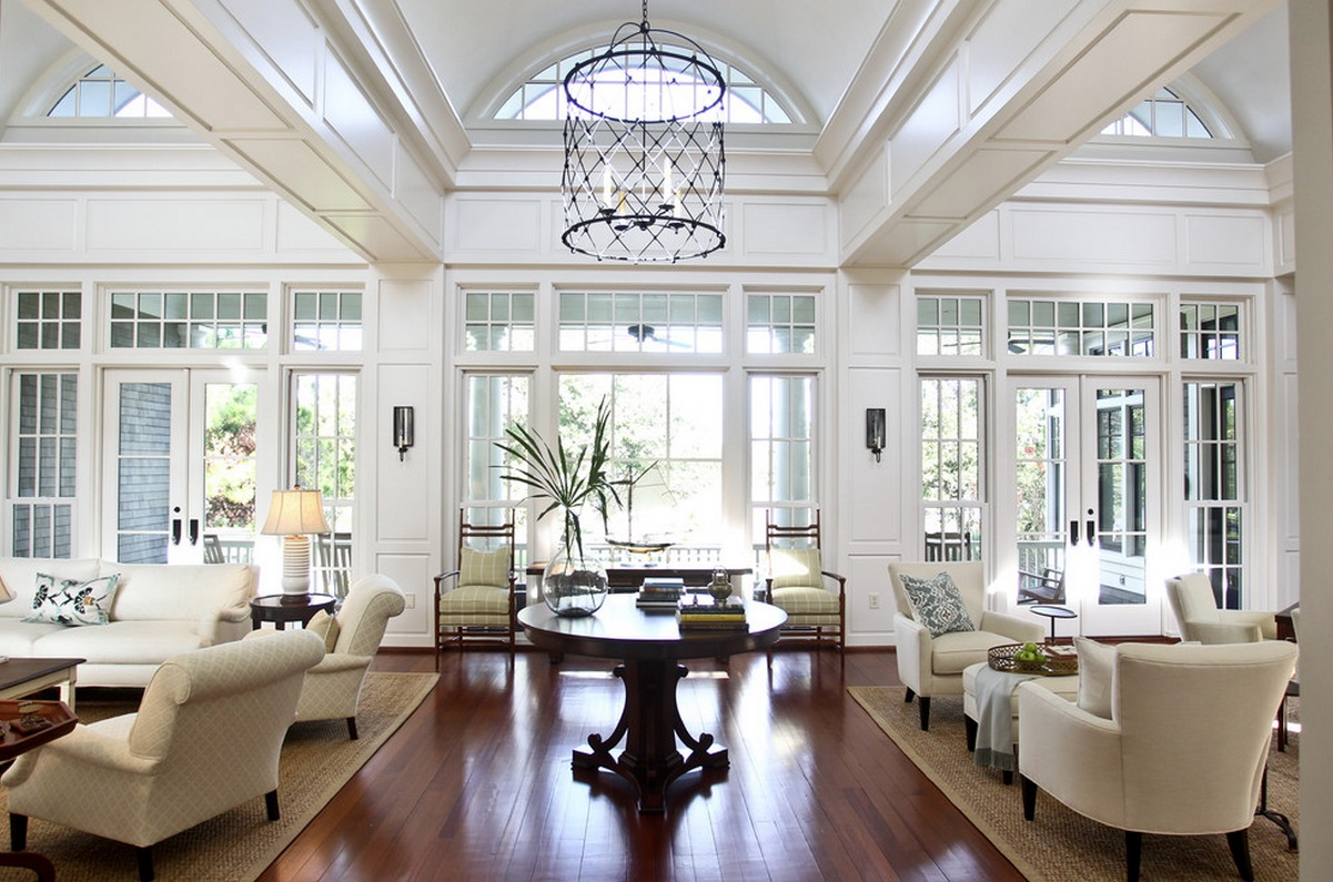 Perfect 10 Quick Tips To Get A Wow Factor When Decorating With All White Color