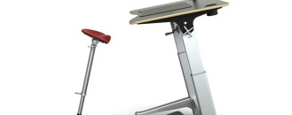 Comfortable Way to Work in the Digital Age: Locus Seat & Standing Desk