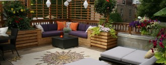 10 Unique Ways to Green your Outdoor Eco-Friendly Home
