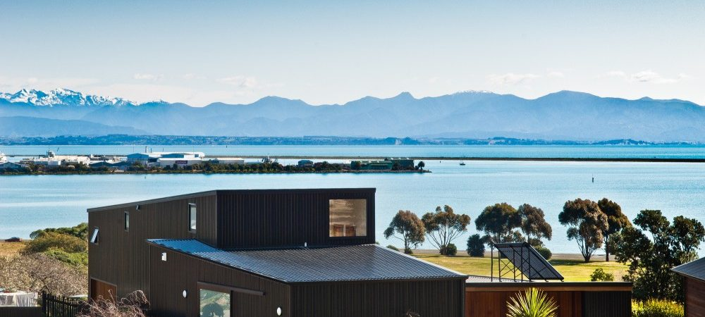 Enchanting Home Away From the Rush: The Nelson House in New Zealand