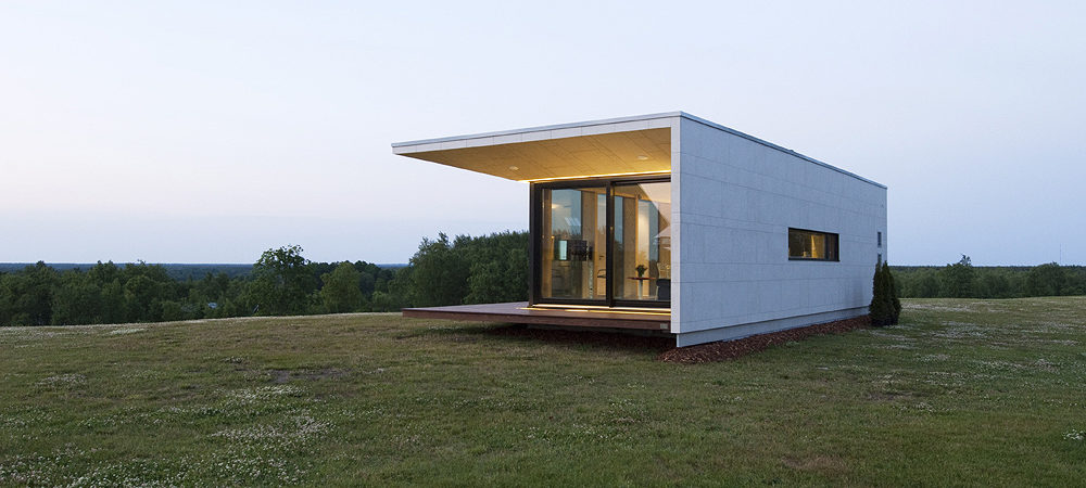 Versatile Living Space: Passion House M1 by Architect 11