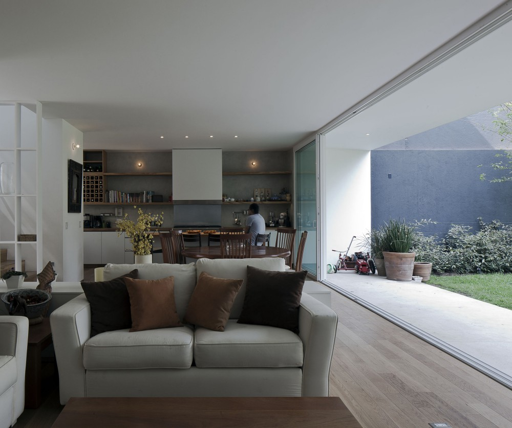 View living room