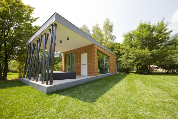 New Approach to Modern Accommodation: The GREEN ZERO Project