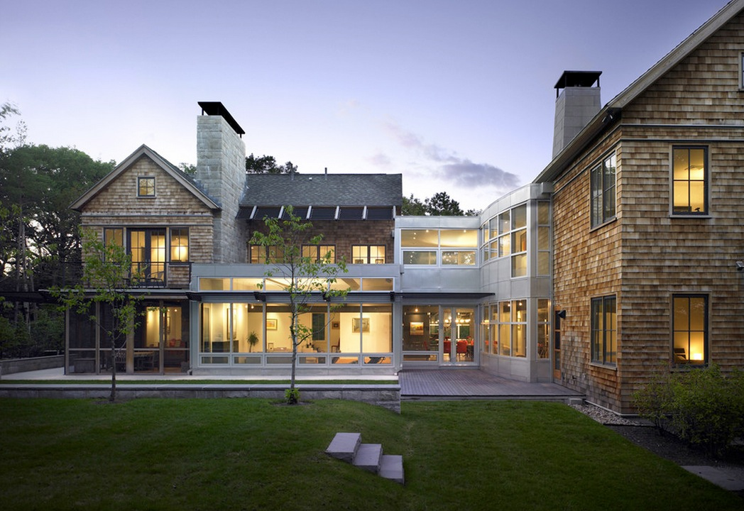 Contemporary Home Ideas Mixing Old With New