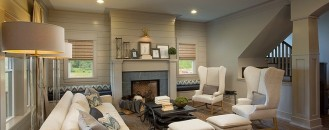 Original Design Ideas Unveiled by Craftsman Style Home in Ohio