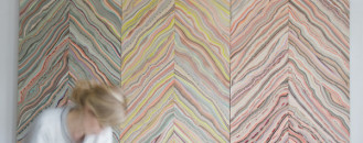 Colorful Floor&Wall Patterns by Pernille Snedker Hansen [Video]