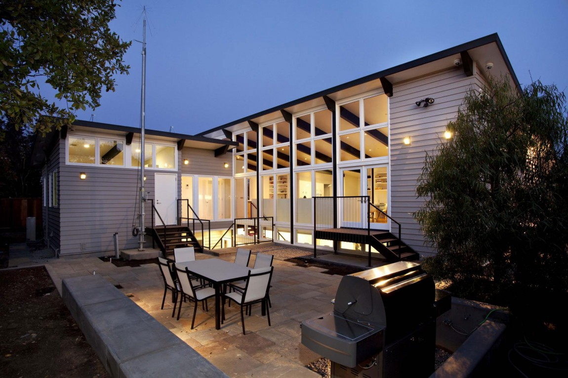 Sustainable Home Brightly Decorated The Net Zero Energy