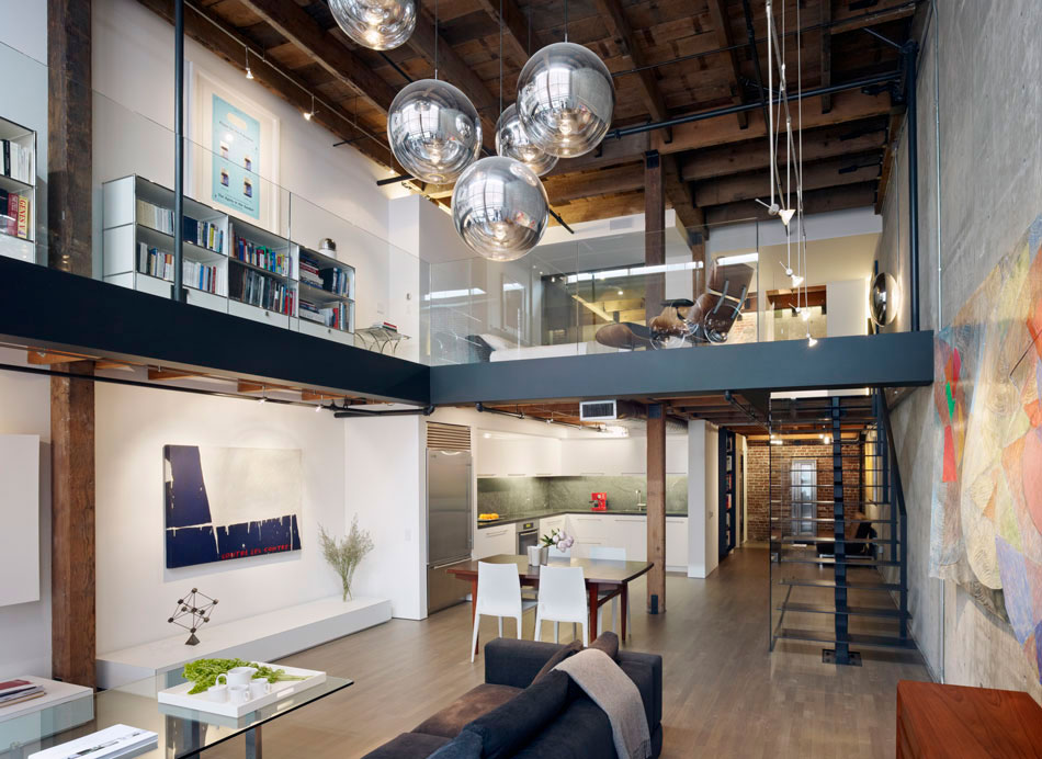31 Inspiring Mezzanines to Uplift Your Spirit and Increase Square ...