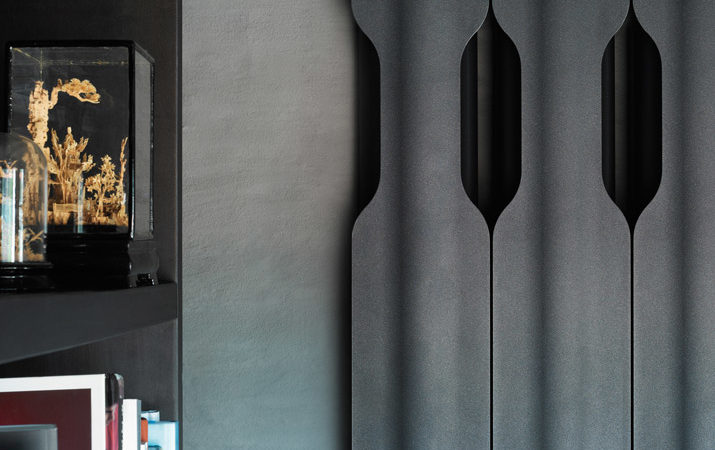 Sleek Aluminum  Radiators for a Contemporary Lifestyle: Agorà Collection