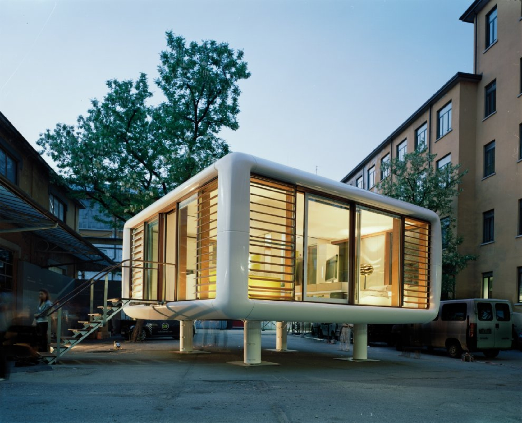 fabulous prefabs 13 luxury portable abodes that ll move you
