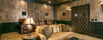 10 Creative Faux Finish Ideas for your Bare Walls