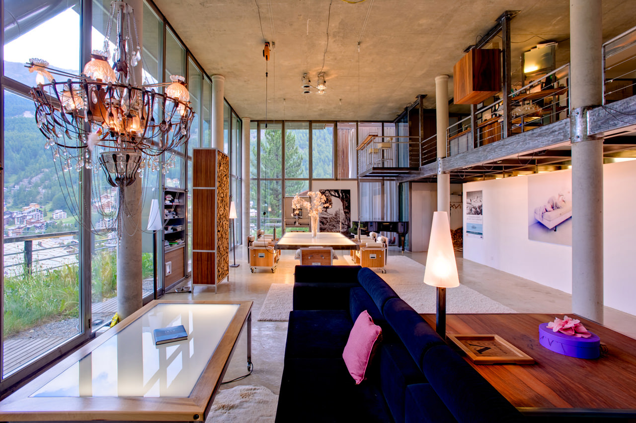 ski house interiors - home improvements and add ons