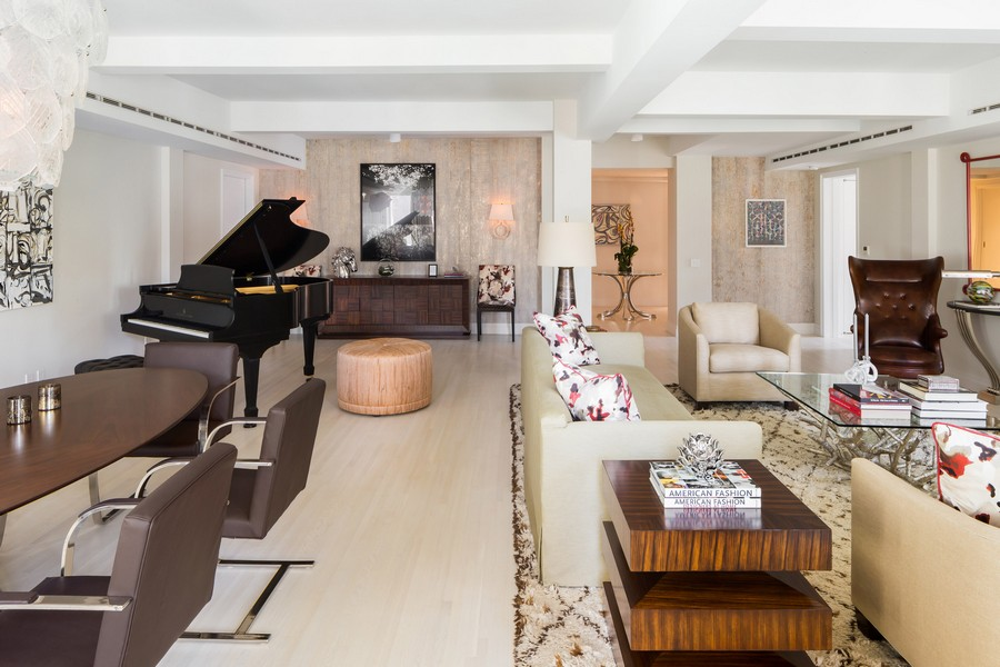 Glamorous Residence Design Within 737 Park Avenue in New York & Glamorous Residence Design Within 737 Park Avenue in New York ...