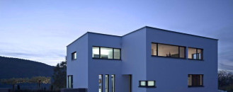 A Matter of Contrasts: Modern Private House in Ahlen, Germany