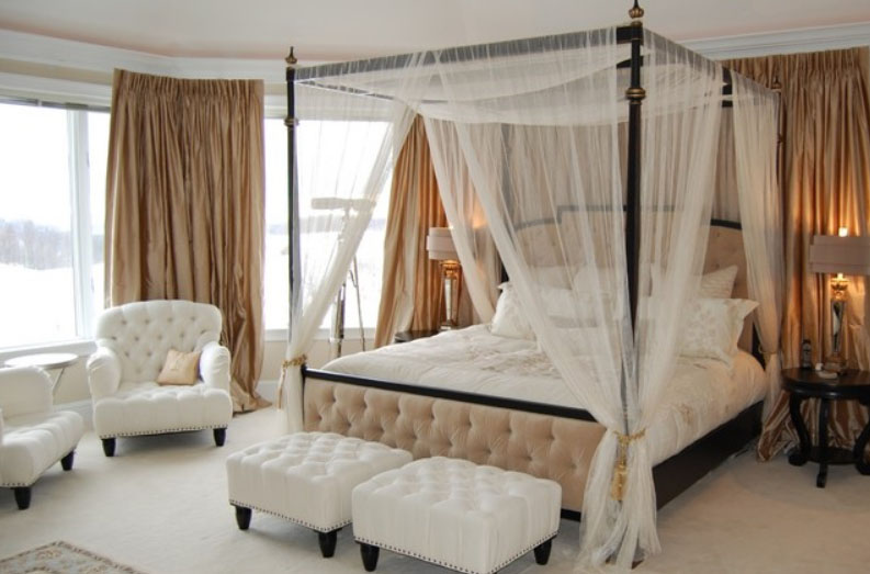 Collect This Idea Canopy Beds For The Modern Bedroom Freshome 30