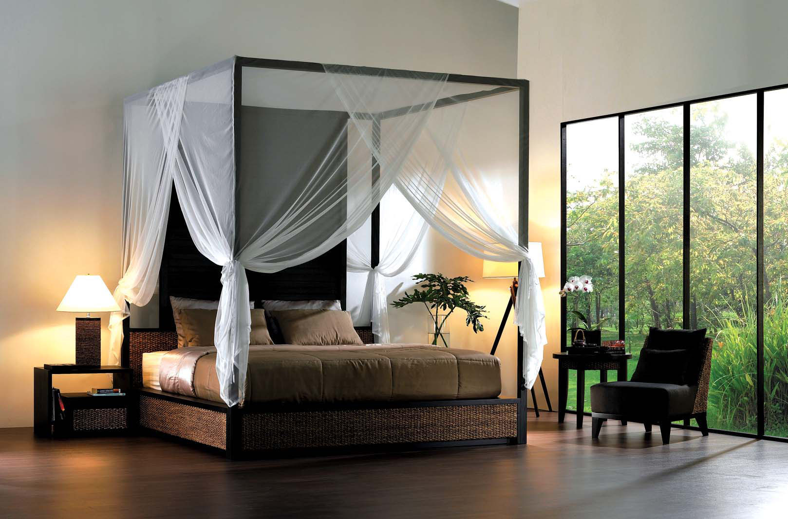 Canopy beds For the Modern Bedroom Freshome (34)