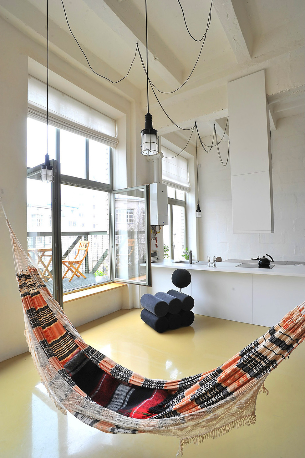 Collect this idea hammock testing ground for new ideas