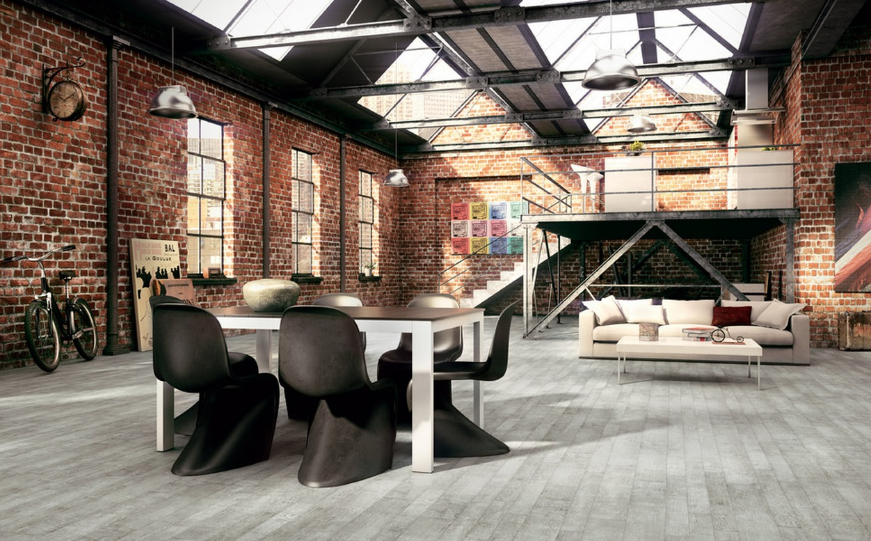 Ways to transform your interiors with industrial style