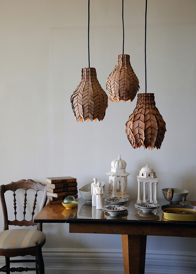 Jewelry For Your Home Decor Pod Luxe Pendant Light By Loz Abberton