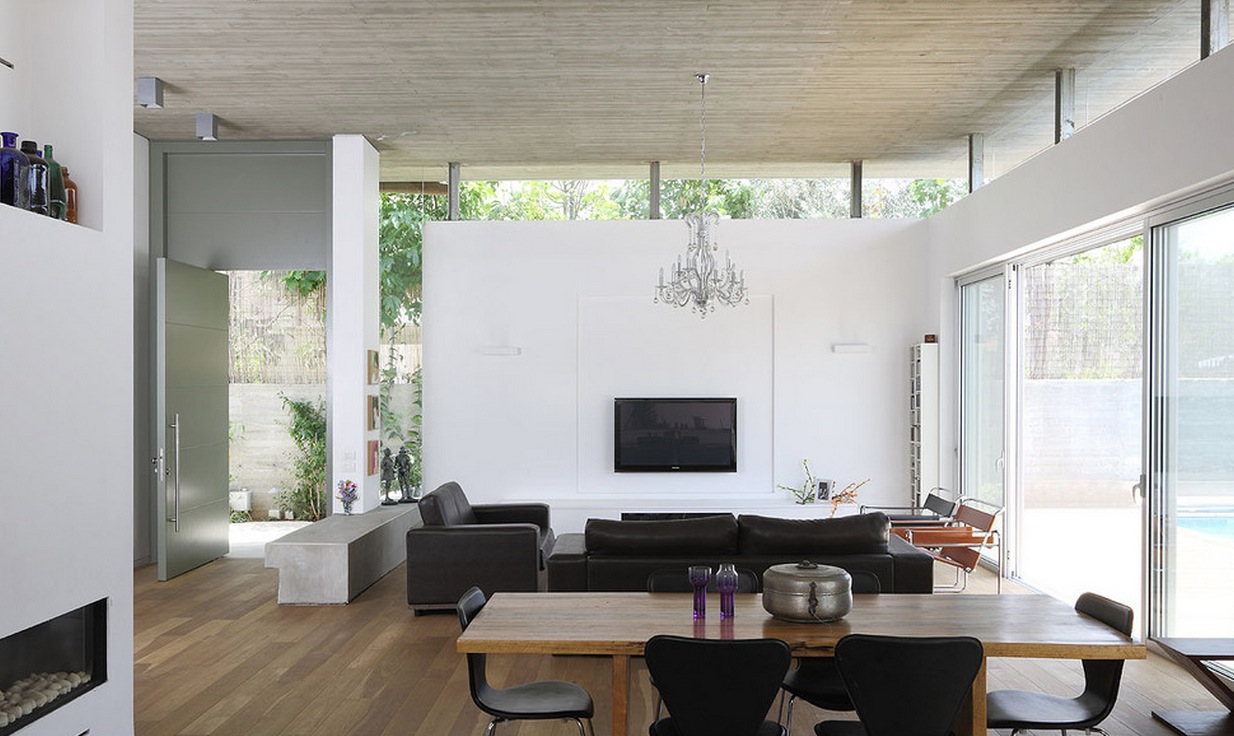 Window Creativity Clerestory Living Room