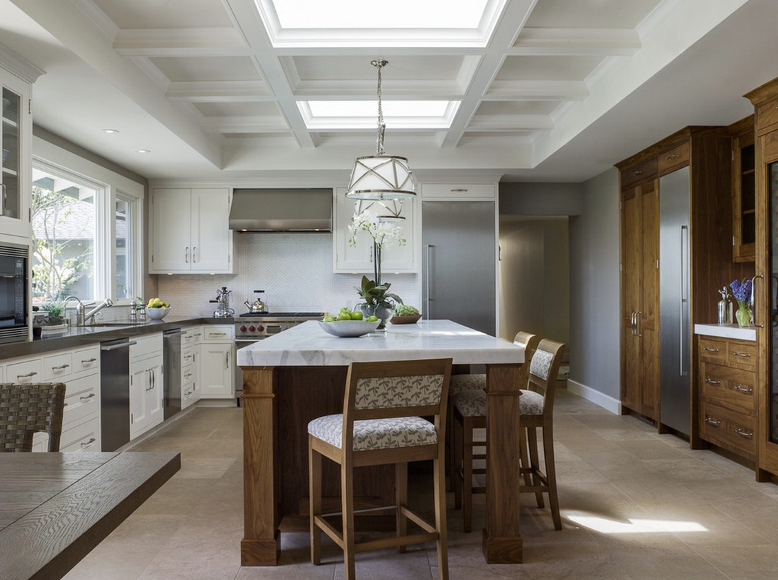 Skylights Offer Your Room Another Source For Beautiful Lighting