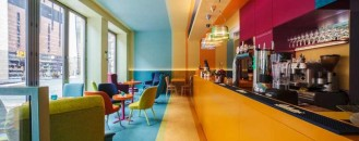 Colorful Bistro in Poland Tailored to Fit Bohemian Personalities