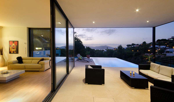 contemporary-residence in Mallorca